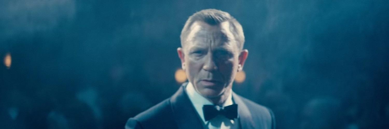 James Bond No Time to Die Twitter Header 1500 x 500