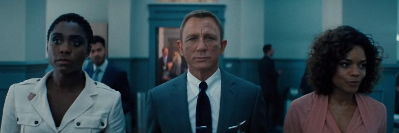 James Bond 2020 No Time to Die Twitter Header