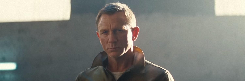 2020 James Bond No Time to Die Twitter Header