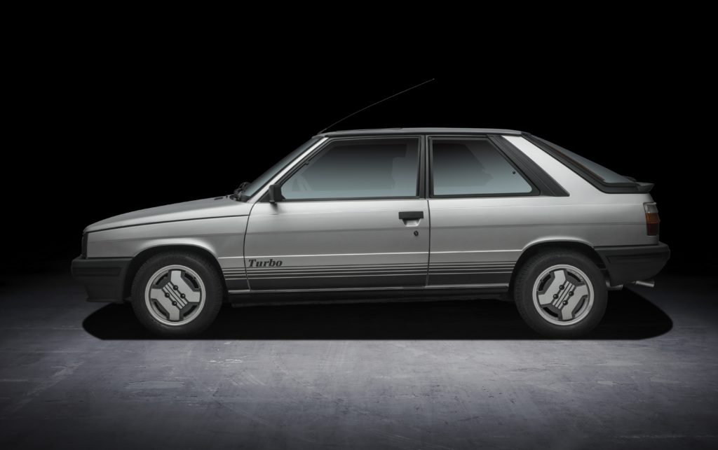 1984 Renault 11 Coupe Turbo Wallpaper