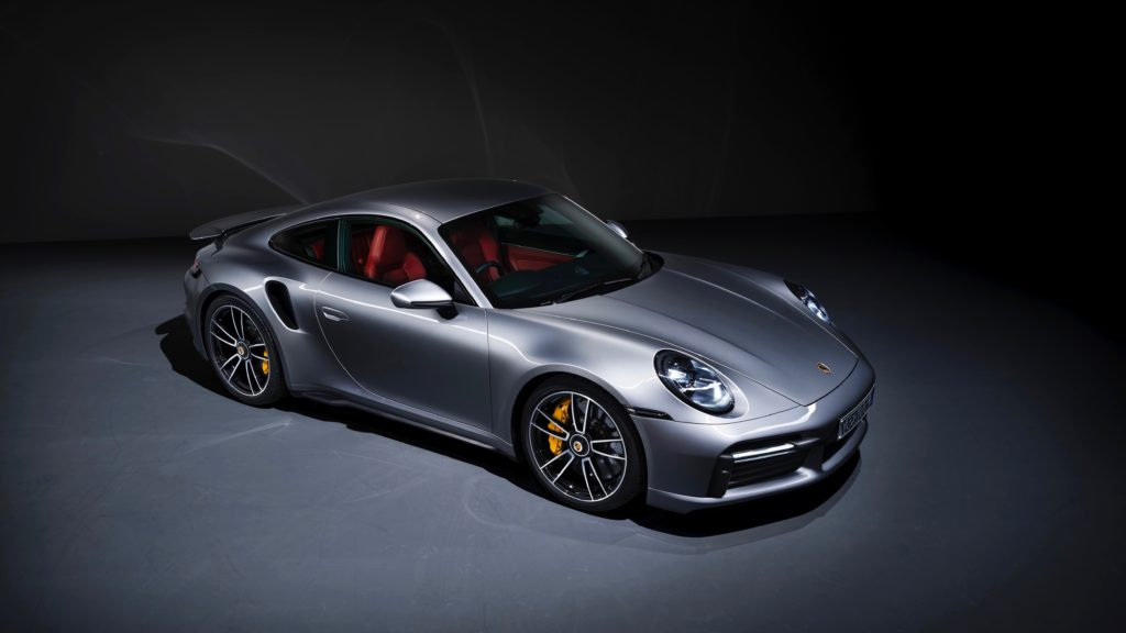 2021 Porsche 911 Turbo S Wallpaper HD