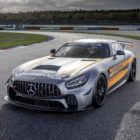 Mercedes-AMG GT4 iphone Wallpaper