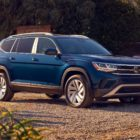 Volkswagen Atlas HD Wallpaper 1600×1200