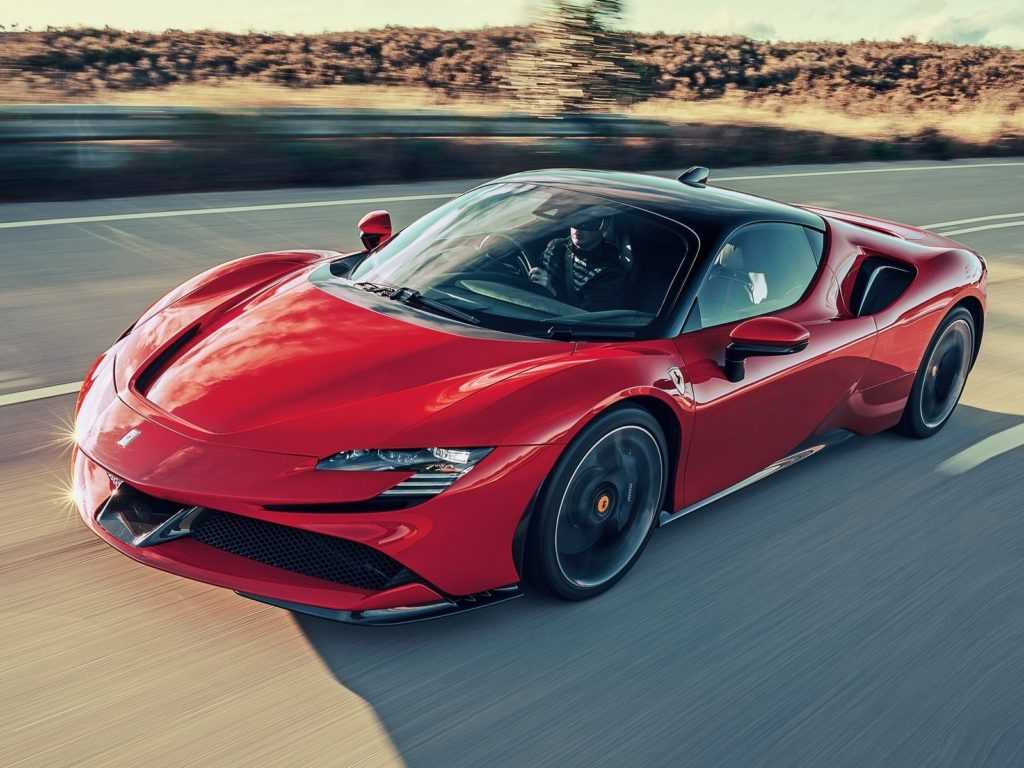 Ferrari Sf90 Stradale Hd Wallpaper Noolyo Com